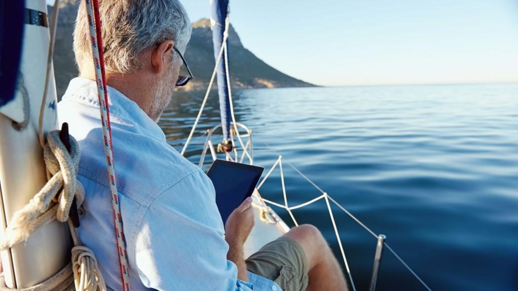 Embarcaciones con acceso a internet Náutica y deportes