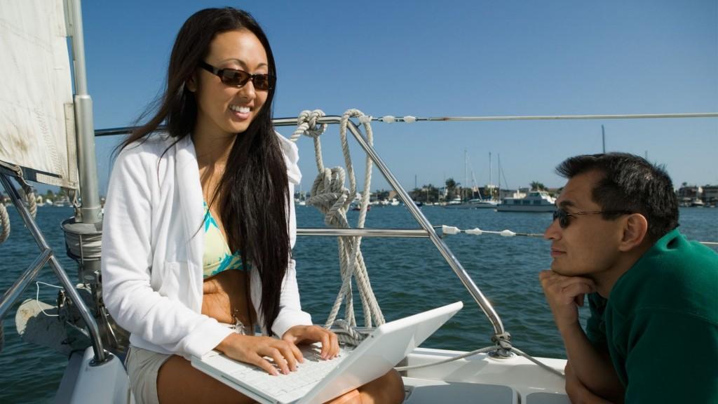 Acceso a wifi en embarcaciones Náutica tenerife