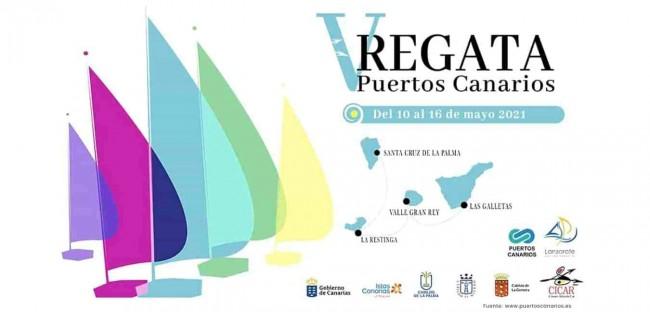V Regata Puertos Canarios.
